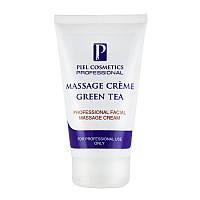 Профессиональный массажный крем для лица Green Tea 150мл.