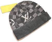 Шапка женская теплая VGP Fashion качество+