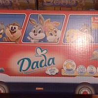Подгузники Dada Comfort Fit  Extra Soft 3 (4 до 9 кг) - 128 шт