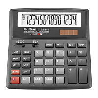 Калькулятор 14 разрядный Brilliant BS-314