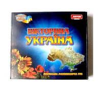 Настольные игры Викторина Украина ЛЮКС