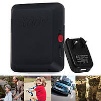 X009 Мини GPS трекер с кнопкой SOS. SMS фото видео.