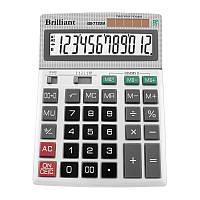 Калькулятор 12 разрядный Brilliant BS-7722M