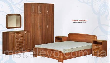 Спальня комплект 3Д Классика  ДСП 160х200 Абсолют, фото 2