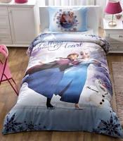 Комплект постельного белья для девочки TAC Frozen My Hero, ранфорс