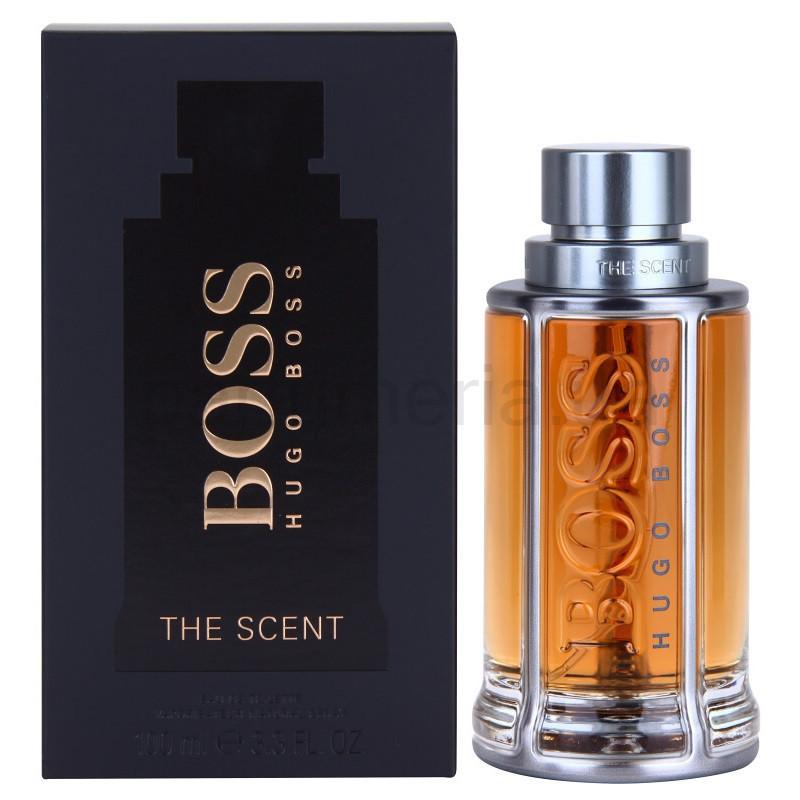 Hugo Boss The Scent туалетная вода 100 ml. (Хуго Босс Зе Сент)