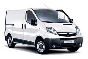 Тюнинг и рестайлинг Opel Vivaro (2001-2015)