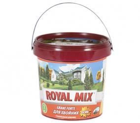 Удобрение гранулированное для хвои Осень ROYAL MIX 1кг