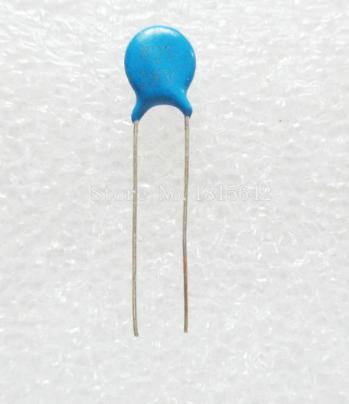 Керамический конденсатор 821 2kv 2000В  820pf , фото 2