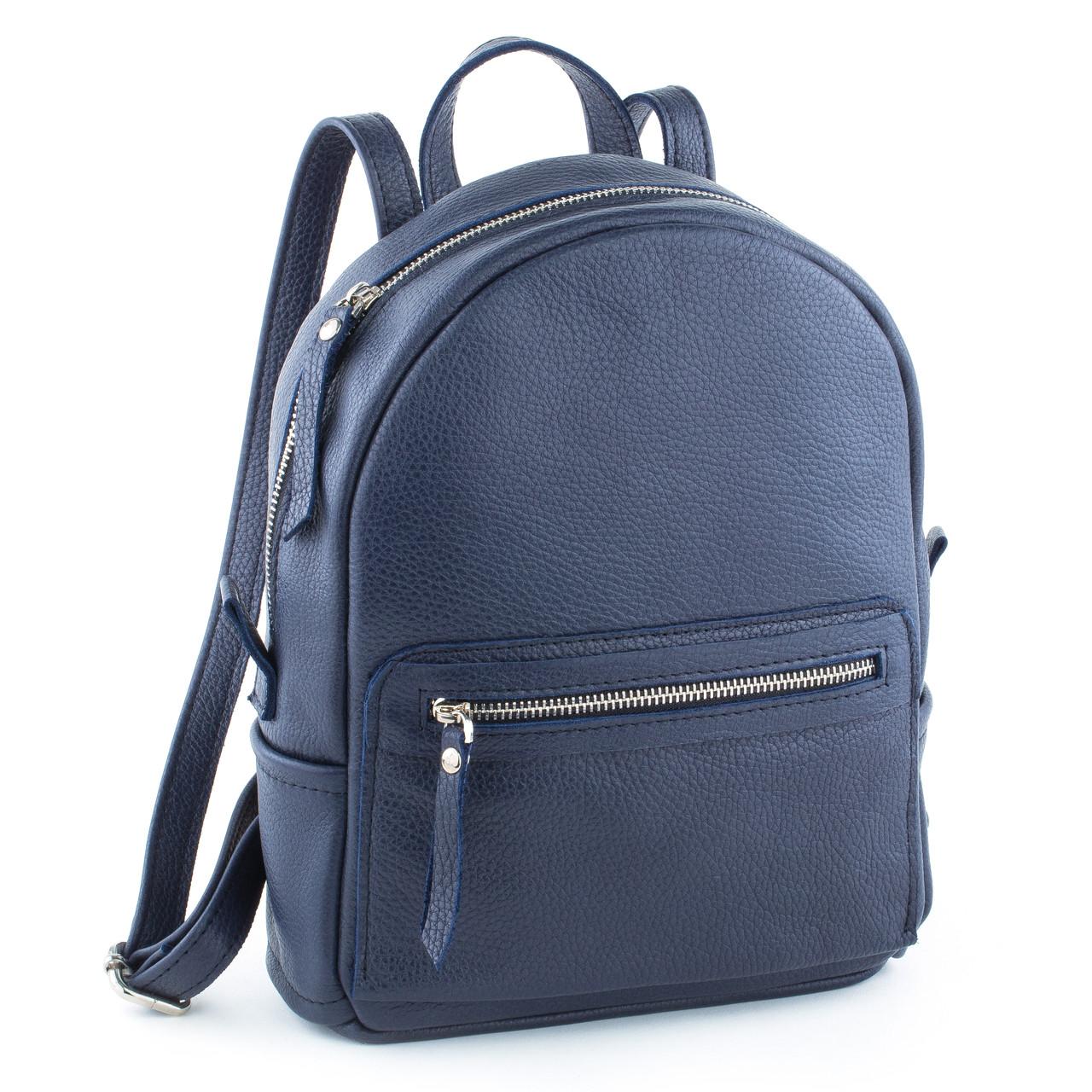 Женский-кожаный рюкзак brunotti сумка-рюкзак