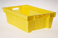 Ящики бу, лом ящиков пластмассовых