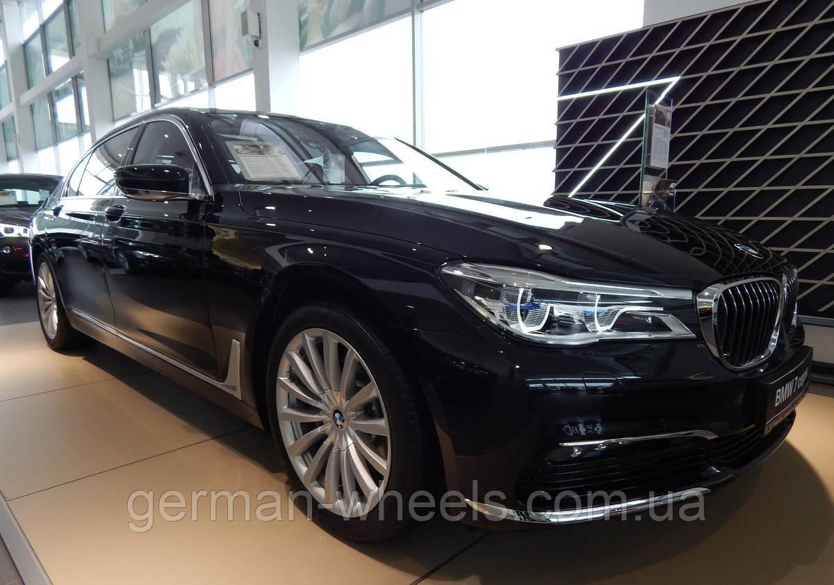 "Колеса(разноширокие) 19""  BMW 7 style 620"