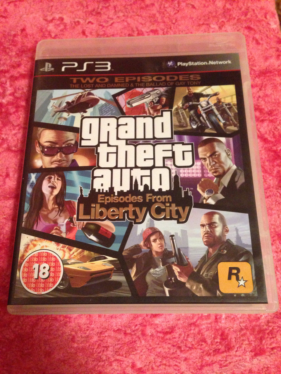 GTA / Grand Theft Auto: Episodes From Liberty City