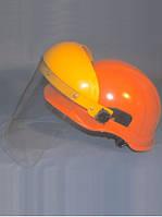Щиток КБТ-1 на каске строителя (универсал)