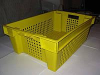Ящики бу, лом пластиковых ящиков