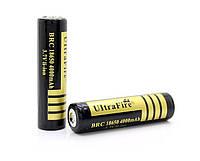 Аккумулятор BRC 18650 3800mAh с защитой(с реальной емкостью)