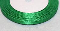 Стрічка атласна 853 світло-зелений 6 мм, фото 1
