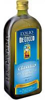 De Cecco Olio Extra Vergine Classico оливковое масло первого холодного отжима, Италия, 1л