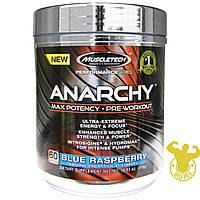 Muscletech Anarchy Max Potency Pre-Workout, 60 порций 310 грамм
