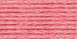 Мулине СХС 760 Grenadine pink
