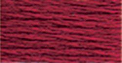 Мулине СХС 815 Cherry red