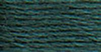 Мулине СХС 924 Dark pearl green
