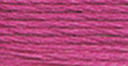 Мулине СХС 3607 Pink plum