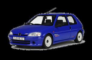 Автозапчасти и тюнинг Peugeot 106 (1992-2002)