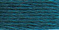 Мулине СХС 3808 Petrol blue