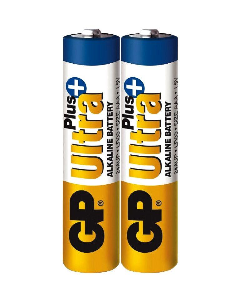 Батарейка пальчиковая GP ULTRA PLUS LR06 (AA, LR06)