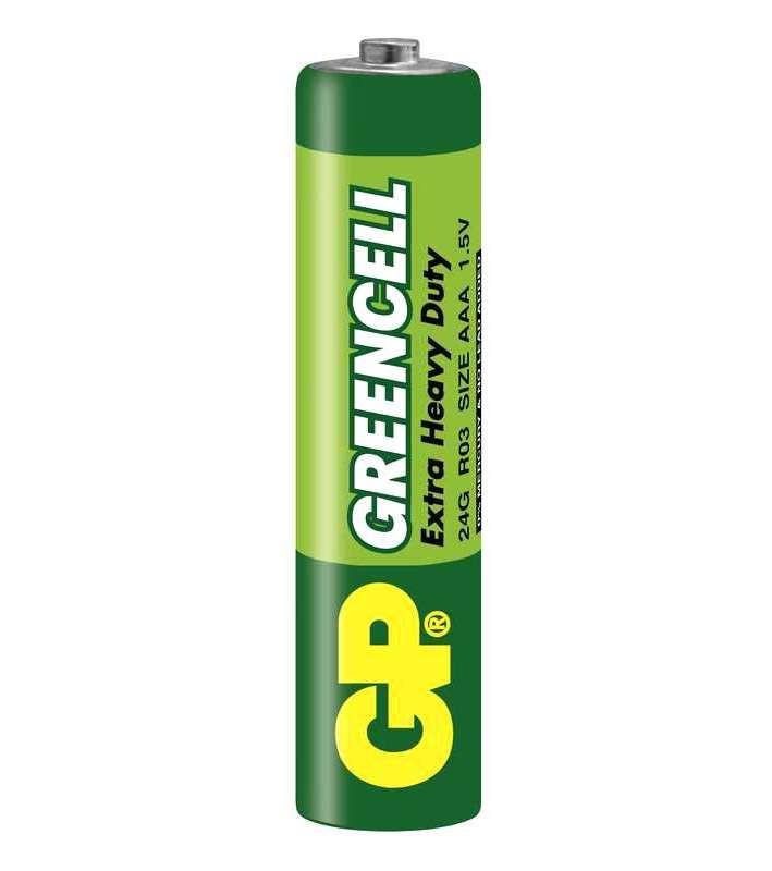 Батарейка GP Greencell R06 AA