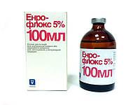 Энрофлокс 5%( Enroflox 5%) 100мл