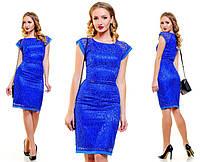 aea8f5b9d4c Элегантное вечернее женское платье средней длины