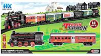 Игрушка железная дорога HX2015-11