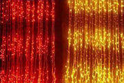 Светодиодная гирлянда водопад LED 100 WATER PROOF (цвета в ассортименте)