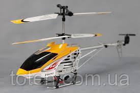 Радіокерований вертоліт великий 42 см FQ 777-505 для польотів на вулиці і в приміщенні