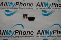 Шлейф для мобильного телефона Meizu M3 Note / кнопки меню Black