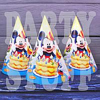 Колпачки на день рождения Микки Маус и друзья, 20 см
