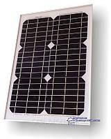 Сонячний фотомодуль 20 Вт, фото 1