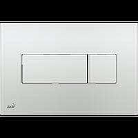 Кнопка управления для скрытых систем инсталляции AlcaPlast M371 (хром-глянец)