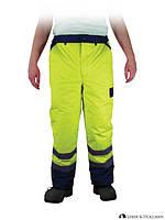 Защитные брюки утепленные