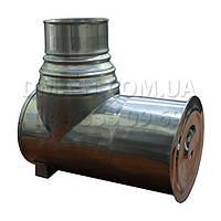 Ревизия дымохода ф150 из нержавеющй стали