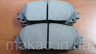 """Kashiyama"" Колодки тормозные передние Great Wall Voleex C30 / Грейт Волл Волекс / Toyota Yaris 05-"