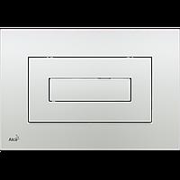 Кнопка управления для скрытых систем инсталляции AlcaPlast M471 (хром-глянец)