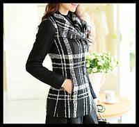 Демисезонное пальто-куртка для модных девушек. Высокое качество. Стильный дизайн. Удобное пальто. Код: КДН1119