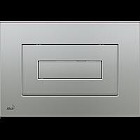 Кнопка управления для скрытых систем инсталляции AlcaPlast M472 (хром-мат)