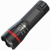 Фонарик ручной - 8402 Линза / светодиодный фонарик