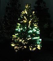 Светящаяся оптоволоконная елка 60 см, sv60