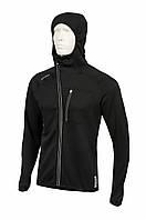 Софтшелл Муж. Aclima WoolShell Jacket W/Hood Man Black