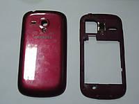 Корпус (задняя крышка + средняя часть) для телефона Samsung i8190 orig